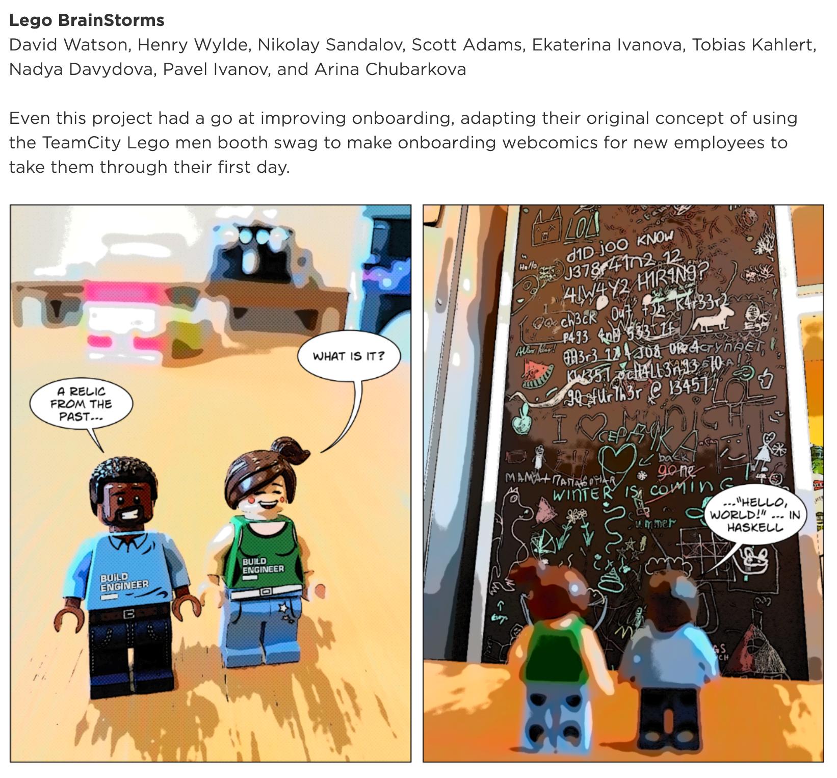 Lego Brainstorms 圖片