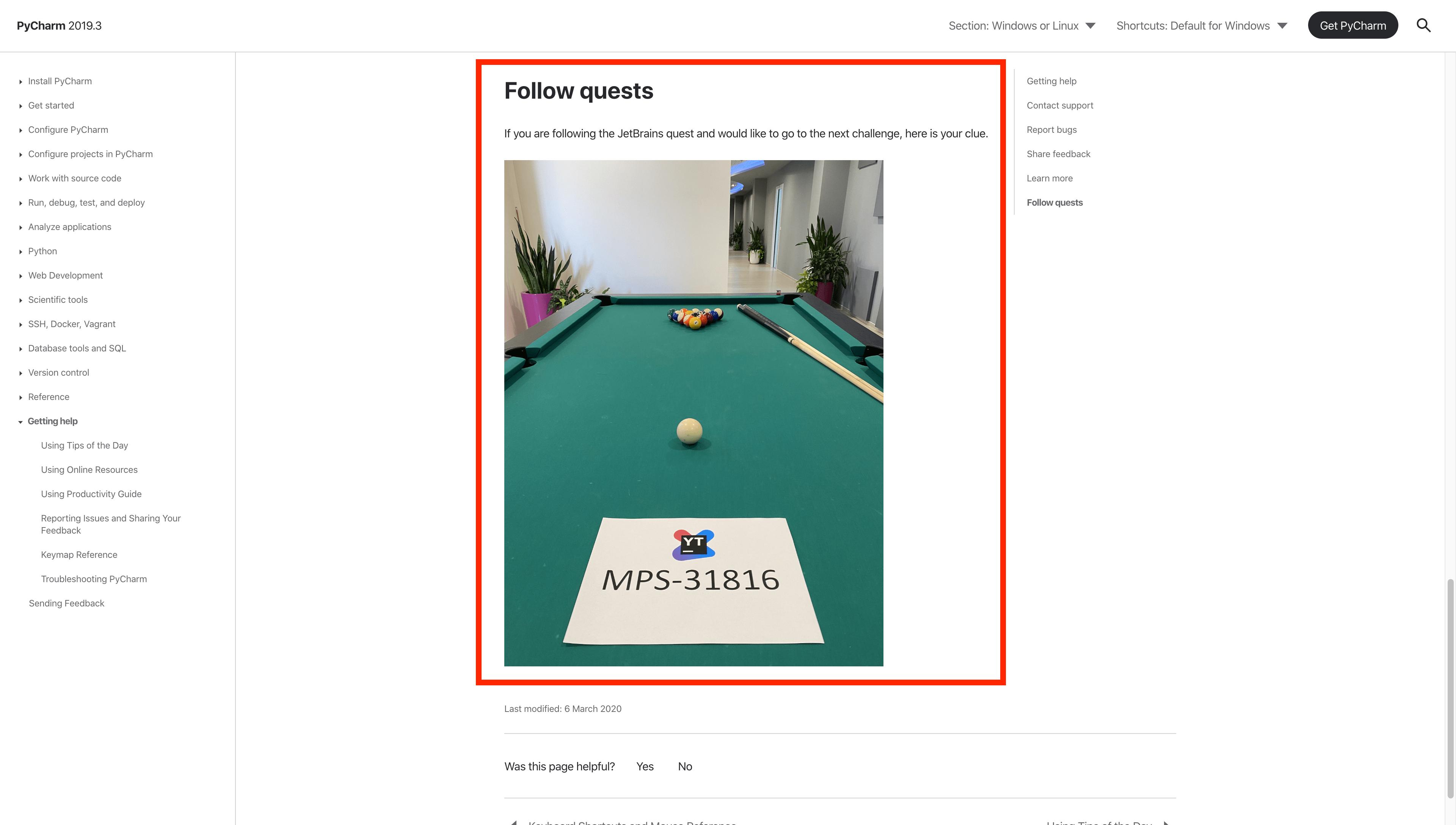 JetBrains 官網的產品頁面